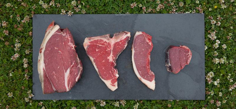 Aged Beef Steaks